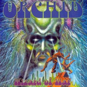 Orchid - Wizard of War cover art