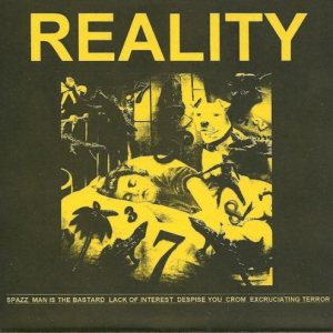 Excruciating Terror / Crom - Reality cover art