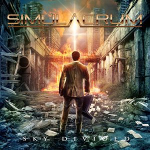 Simulacrum - Sky Divided cover art