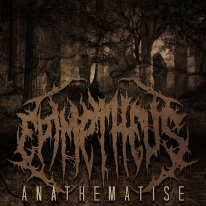 Epimetheus - Anathematise cover art