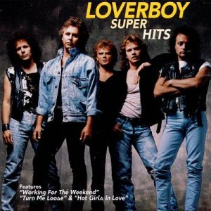Loverboy - Super Hits cover art