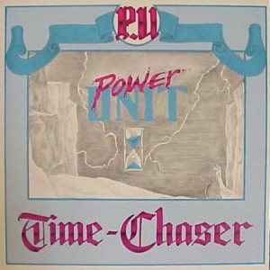 Power Unit - Time Chaser cover art