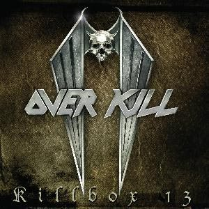 Overkill - Killbox 13 cover art