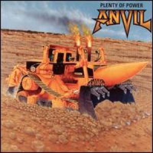 Anvil - Plenty of Power cover art