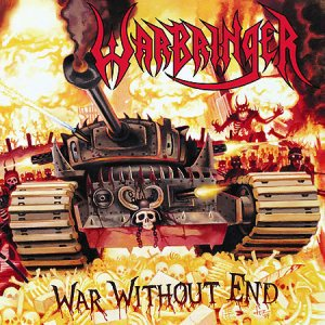 Warbringer - War Without End cover art