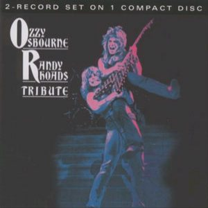 Ozzy Osbourne - Tribute: Randy Rhoads cover art