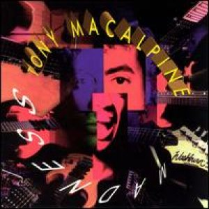 Tony MacAlpine - Madness cover art