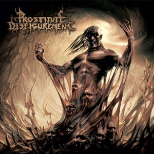 Prostitute Disfigurement - Descendants of Depravity cover art