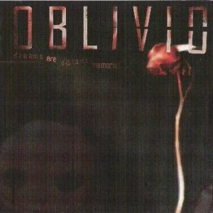 Oblivio - Dreams Are Distant Memories cover art