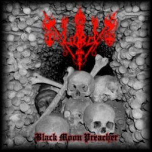 Lord - Black Moon Preacher cover art