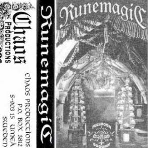 Runemagick - Fullmoon Sodomy cover art