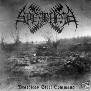 Spearhead - Deathless Steel Command cover art