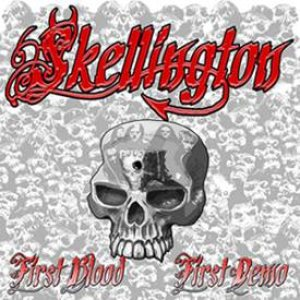 Skellington - First Blood, First Demo cover art