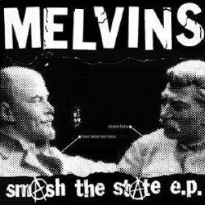Melvins - Smash the State cover art