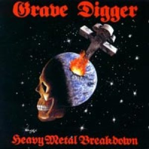 Grave Digger - Heavy Metal Breakdown cover art