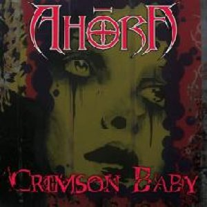 Ahoora - Crimson Baby cover art