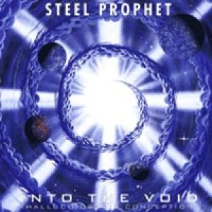 Steel Prophet - Into the Void cover art
