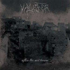 Valefor - After the Sad Hours cover art