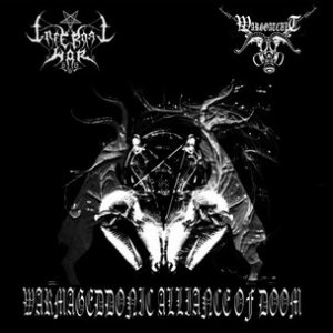 Wargoatcult - Warmageddonic Alliance of Doom cover art