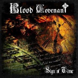 Blood Covenant - Sign of Times cover art