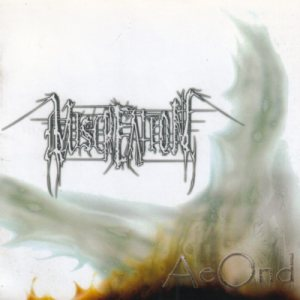 Miscreation - Aeond cover art