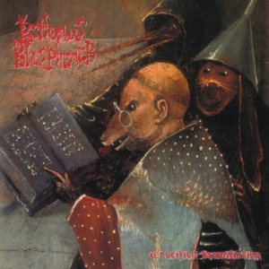 Posthumous Blasphemer - Crucified Humiliation cover art