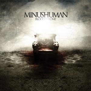Minushuman - Bloodthrone cover art