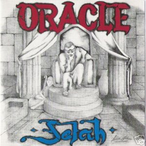 Oracle - Selah cover art