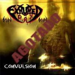 Exhumed Day - Convulsion cover art