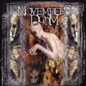 Novembers Doom - Of Sculptured Ivy and Stone Flowers cover art