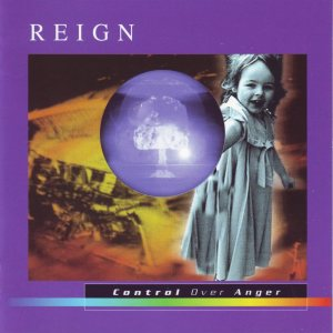 Reign - Control Over Anger cover art