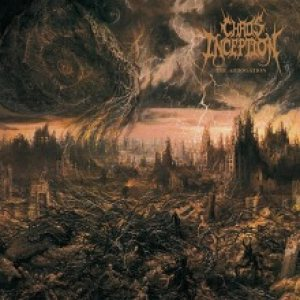 Chaos Inception - The Abrogation cover art