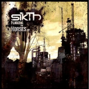 SikTh - Flogging the Horses cover art