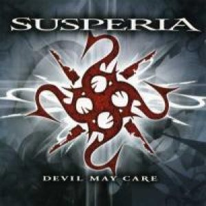 Susperia - Devil May Care cover art