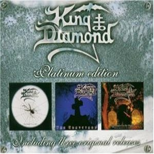 King Diamond - King Diamond Platinum Edition cover art