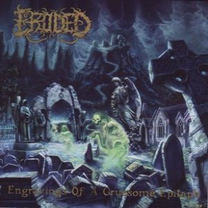 Eroded - Engravings of a Gruesome Epitaph cover art