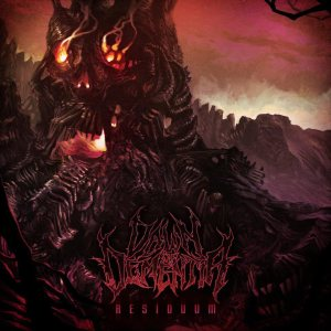 Dawn of Dementia - Residuum cover art