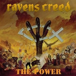 Ravens Creed - The Power cover art