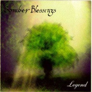 Somber Blessings - Legend cover art