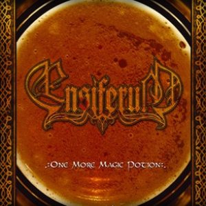 Ensiferum - One More Magic Potion cover art