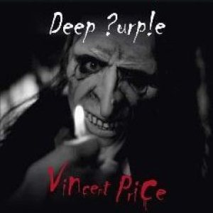 Deep Purple - Vincent Price cover art