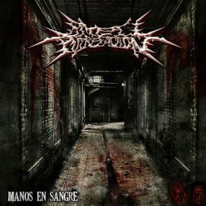 Smell Putrefaction - Manos en sangre cover art
