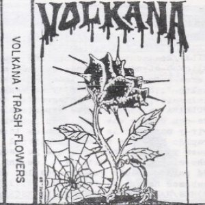 Volkana - Trash Flowers cover art