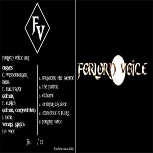 Forlorn Voice - Spreading the Famine cover art