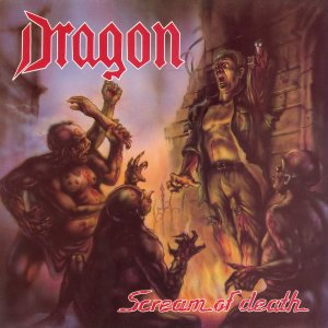 Dragon - Scream of Death cover art