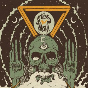 The Atlas Moth - Master of Blunt Hits cover art