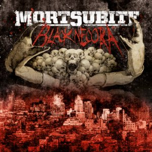 MortSubite - Black Necora cover art
