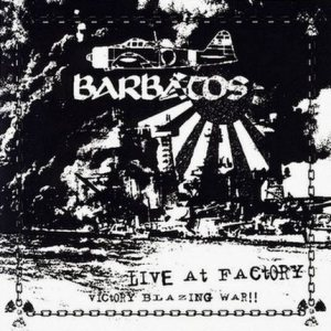 Barbatos - Live at Factory cover art