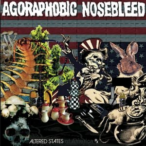 Agoraphobic Nosebleed - ANBRx Pharmaceuticals II cover art