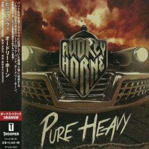 Audrey Horne - Pure Heavy cover art